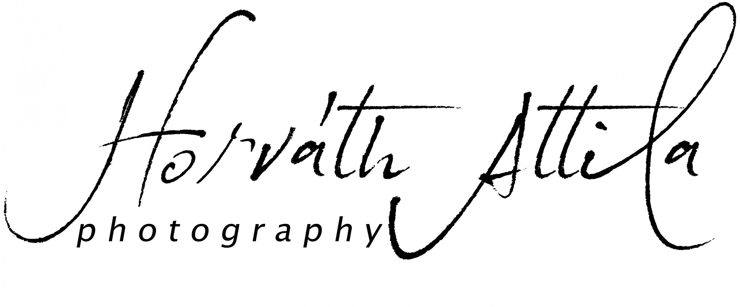 Horváth Attila photography black-fehér háttérrel