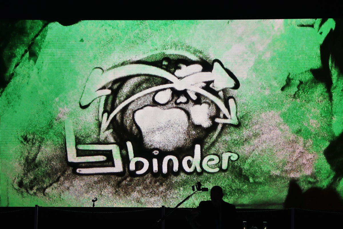Binder Party 16