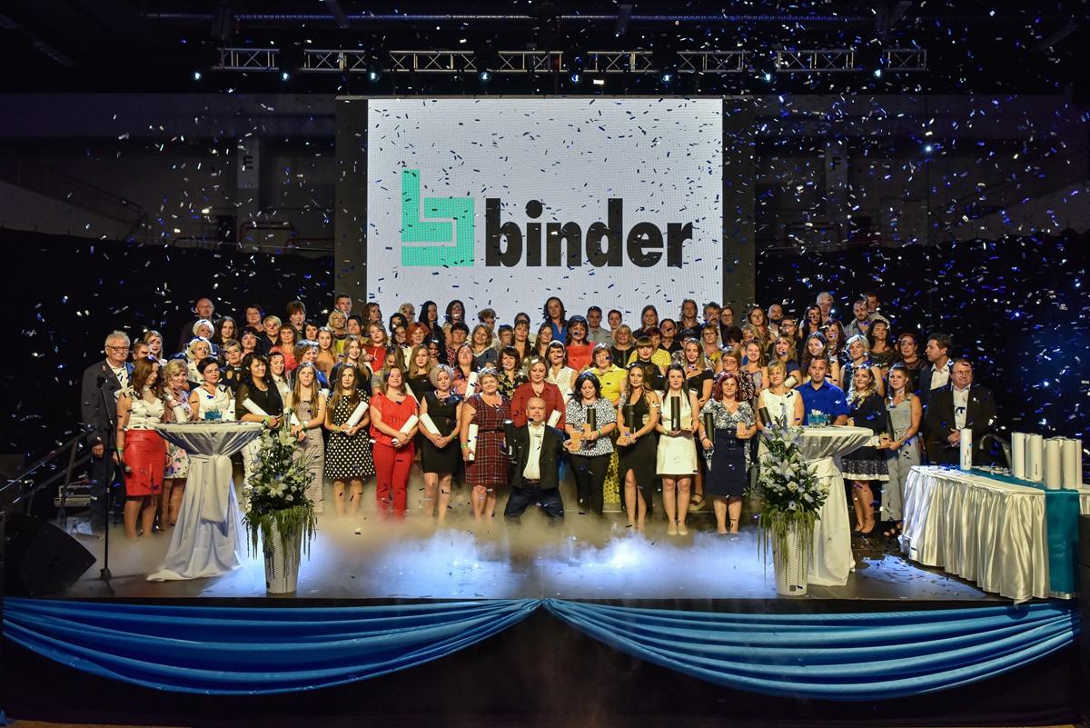 Binder Party 20