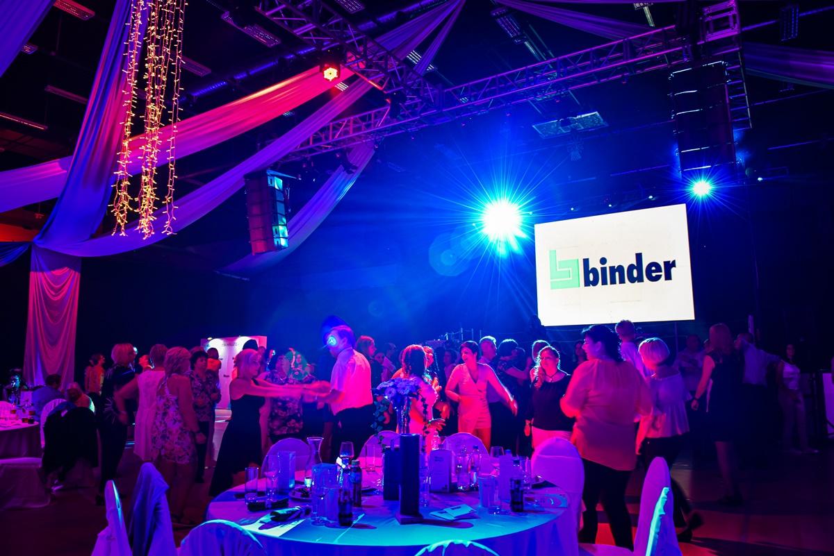 Binder Party 25